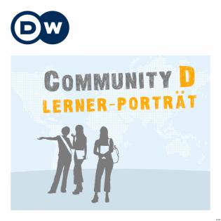 CommunityD – Lernerporträt | Deutsch lernen | Deutsche Welle