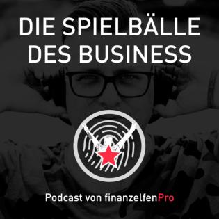 DIE SPIELBÄLLE DES BUSINESS