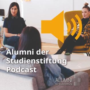 Alumni der Studienstiftung Podcast