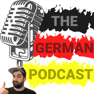THE GERMAN PODCAST 🎙️