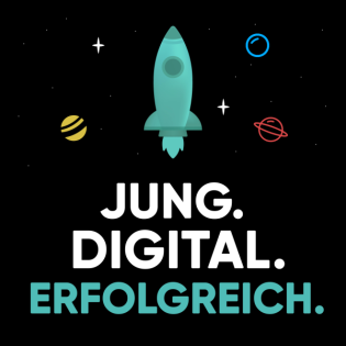 Jung. Digital. Erfolgreich.