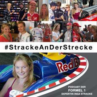 Stracke an der Strecke Formel 1