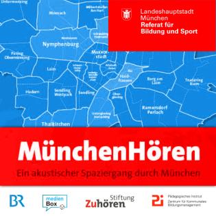 MünchenHören - Wir mischen mit, auch von Zuhause