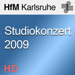Studiokonzert 2009 - HD