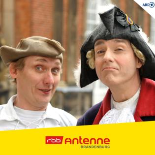 Friedrich II. und der Müller von Sanssouci   Antenne Brandenburg