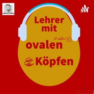School of Schenk - Lehrer mit ovalen Köpfen