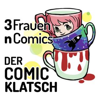 3 Frauen. n Comics. Der Comicklatsch