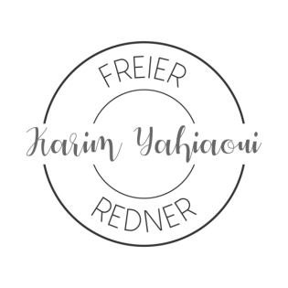 "Freier Redner Karim Yahiaoui ""Frei getraut""!"