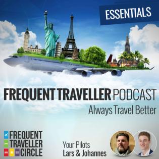Frequent Traveller Circle - Essentials - ENGLISH
