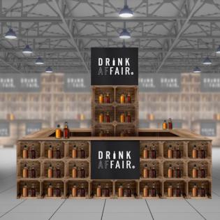 DRINKafFair - zu Besuch auf der Schweizer Bar und Spirituosenmesse für Innovation und Trends