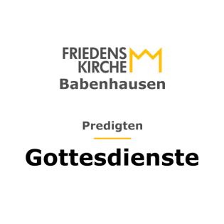 Friedenskirche Babenhausen