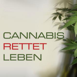 Cannabis rettet Leben