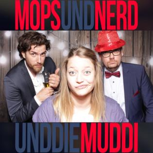 Mops und Nerd und die Muddi
