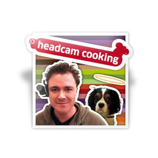 Thomas Sixt Headcam Cooking
