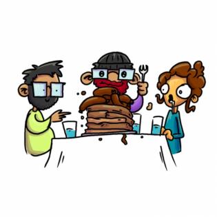 Die Essensgeräusche der Anderen
