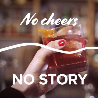 No cheers. No story. – Der Podcast zum Bar-Blog!