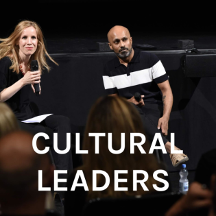 PODCAST CULTURAL LEADERS