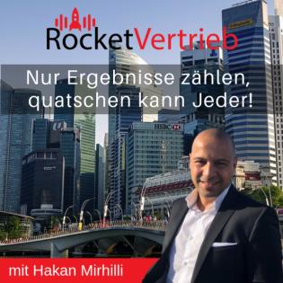 Dein Business Kanal für Vertrieb, Neukundengewinnung, Umsatz und Motivation | RocketVertrieb
