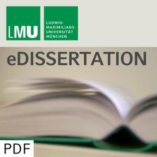 Fakultät für Sprach- und Literaturwissenschaften - Digitale Hochschulschriften der LMU