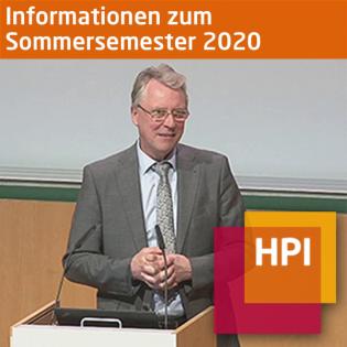 Informationen zum Sommersemester 2020 - tele-TASK