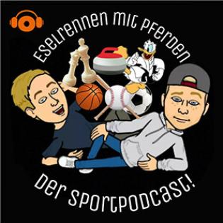 Eselrennen mit Pferden - Der Sportpodcast!