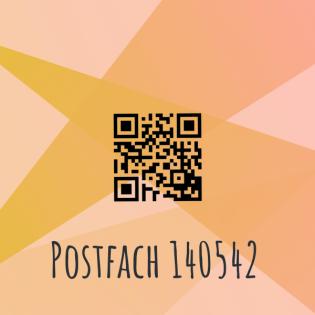 Postfach 140542