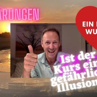 Ein Kurs in Wundern in der Natur ausdehnen und in Allem und in jedem den Christus sehen
