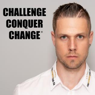 Challenge. Conquer. Change.