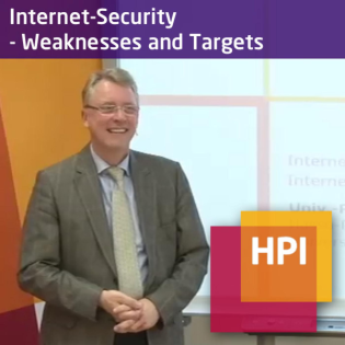 Internet-Security - Weaknesses and Targets (WT 2014/15) - tele-TASK