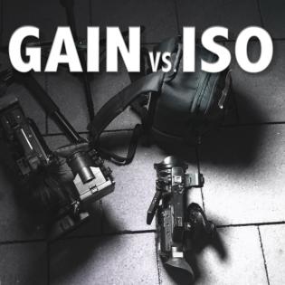 Gain vs. Iso - Ein Audiopodcast über Videoproduktion
