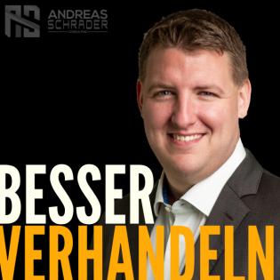 Besser verhandeln - der PRM-Podcast mit Andreas Schrader