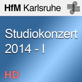 Studiokonzert 2014 - I - HD