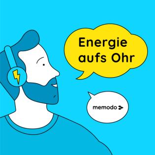 Energie aufs Ohr – der Speicherexperten-Podcast von Memodo