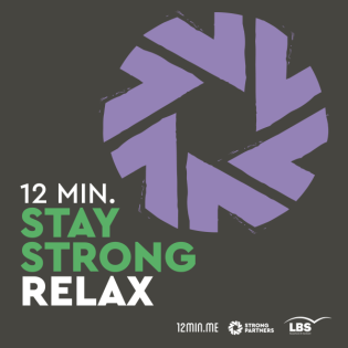12min.StayStrong #relax