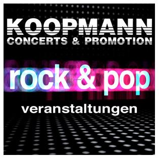 Koopmann Concerts Rock-Pop