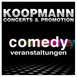 Koopmann Concerts Comedy