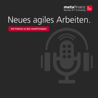 Neues agiles Arbeiten. Der Podcast zu den metaPrinzipien