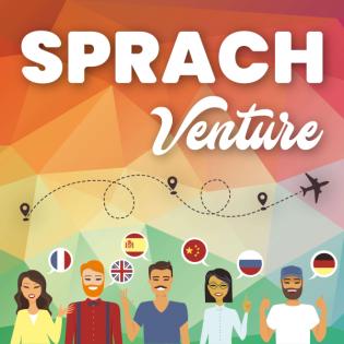 Sprachventure Podcast - Sprachen lernen, Sprachreisen & mehr