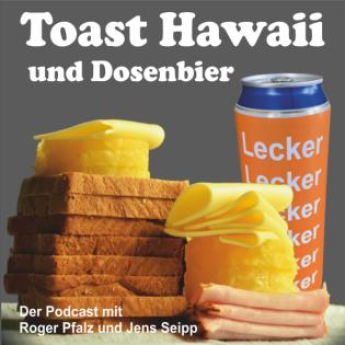 Toast Hawaii und Dosenbier