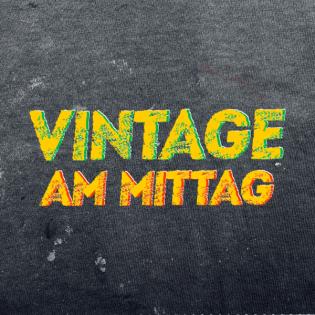 Vintage am Mittag