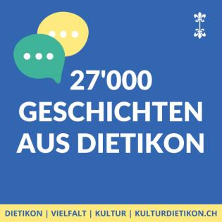 Dietikon Vielfalt Kultur - Der Kultur Podcast aus Dietikon