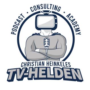 TV-Helden - Der Branchen-Podcast für alle die sich professionell mit Fernsehen beschäftigen
