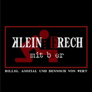 Klein, Frech mit Bier