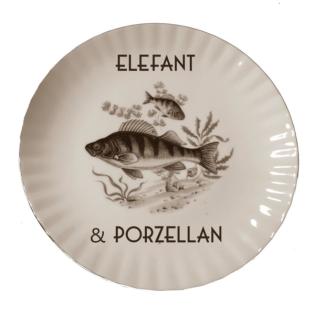 Elefant & Porzellan