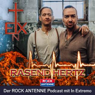 Rasend Hertz: Der ROCK ANTENNE Podcast mit In Extremo