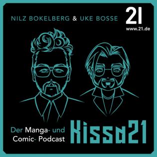 Kissa21 – Der Manga- und Comic-Podcast