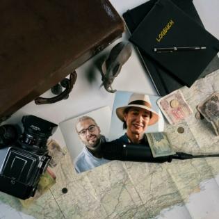 Logbuch - Aufzeichnungen einer Reisejournalistin