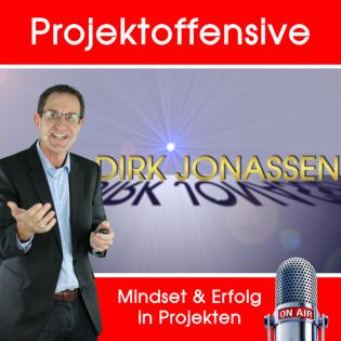 DIRK JONASSEN: Projektoffensive | Mindset | Erfolg | Projektmanagement