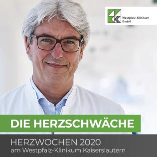 Herzwochen 2020 am Westpfalz-Klinikum Kaiserslautern