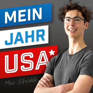 Max Stridde - Mein Jahr USA